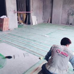 Cáp sưởi sàn cao cấp không từ tính